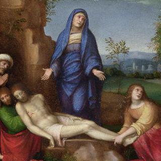 그리스도의 죽음에 대한 애도