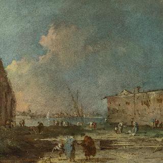 베네치아 부근 풍경