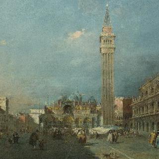 베네치아 - 산 마르코 광장