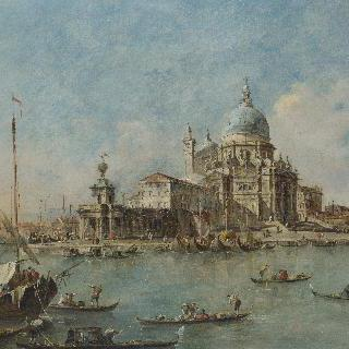 베네치아 - 푼타 델라 도가나