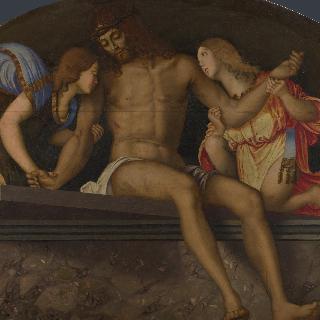 죽은 그리스도와 천사들