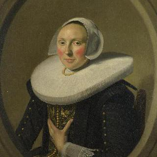여인의 초상 (마리 라르프)