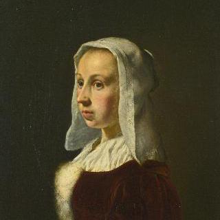 화가의 부인, 퀴네라 판 데르 콕의 초상