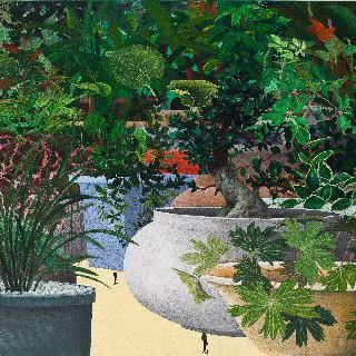 말과 글 - 나의 정원