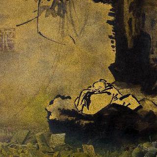말과 글 - 옛 그림의 향기