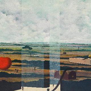 말과 글 - 풍경