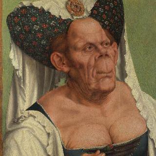 늙은 여인 (못생긴 공작부인)