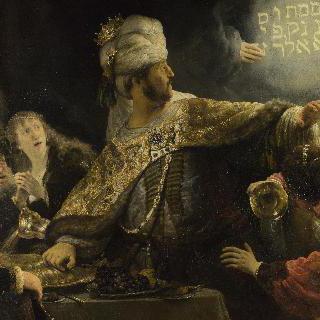 벨사살 왕의 연회