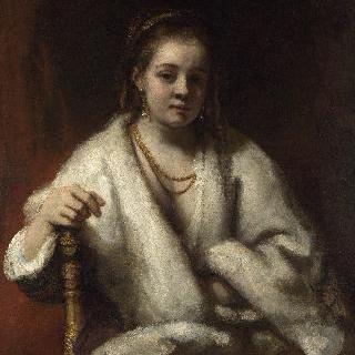 헨드리키에 스토펠스의 초상
