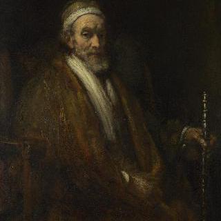 야코프 트립의 초상
