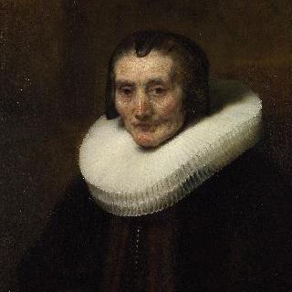 야코프 트립의 부인, 마르하레타 더 헤이르의 초상