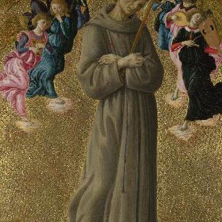 아시시의 성 프란체스코와 천사들