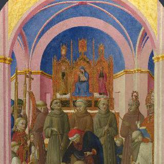 성 프란체스코의 장례식