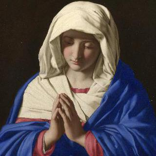 기도하는 성모 마리아