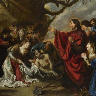 나사로의 부활