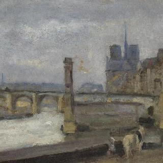 파리의 투르넬 다리