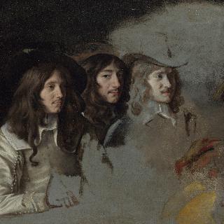 세 남자와 한 소년