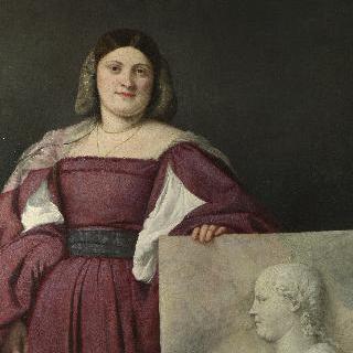 여인의 초상 (라 스키아보나)