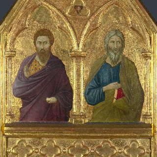 성 바돌로매와 성 안드레
