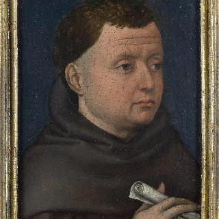 프란체스코회 수도사의 초상