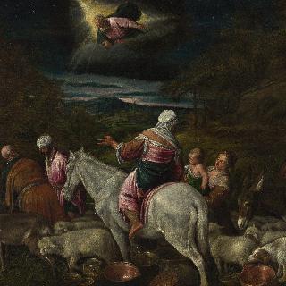 아브라함의 출발