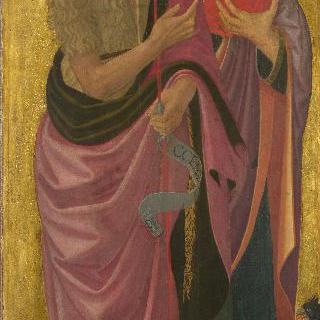 성 세례 요한과 복음서저자 성 요한