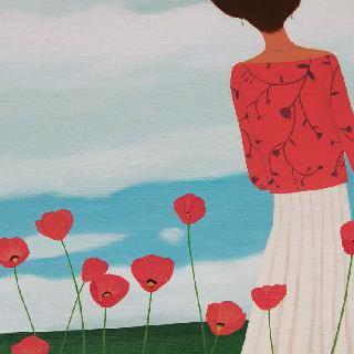 꽃 나들이