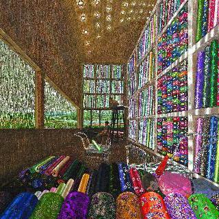 비단장사 왕서방 - 고층매장