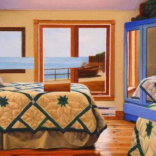 장면 9 - 침대들