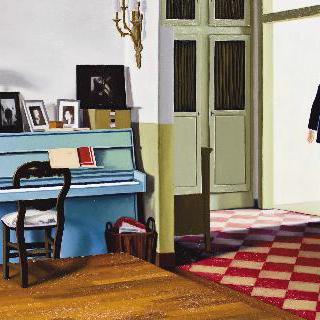 침범하는 방 5 - 피아노 블루