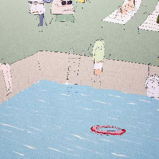 Danger in the Swimming Pool