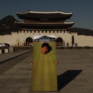 광화문맨 (광화문)