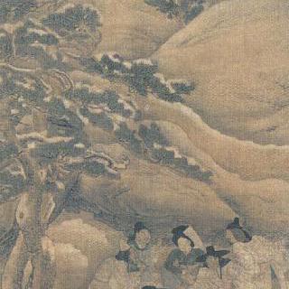 풍속도8첩병풍 - 설후야연