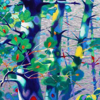 푸른 소나무