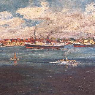 스페인항구