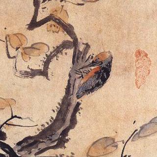 현재화첩 - 탁목삼매