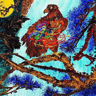 한라산 독수리