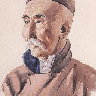 몽고족노인