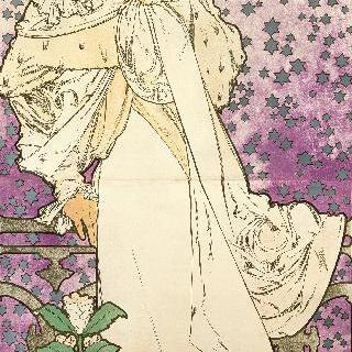 '카말리아(동백꽃 부인)' 포스터