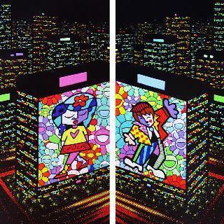 Dot - city lights