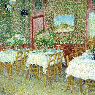 식당 내부 풍경