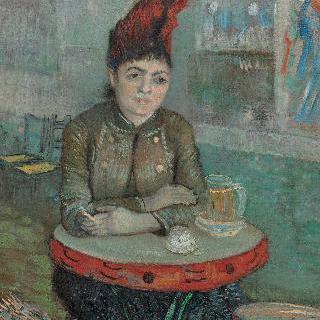 카페에서, 르탱부랭의 아고스티나 세가토리