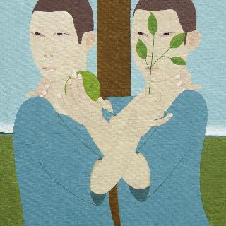 한 사람 - 아담 혹은 이브