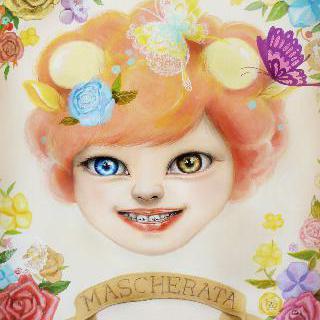 Sealed Smile - MASCHERATA