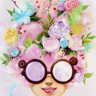 Sealed Smile - blooming