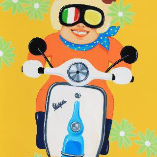 Sealed Smile - VESPA