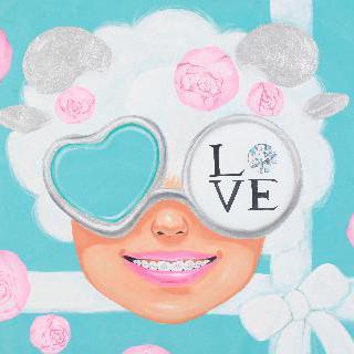 Sealed Smile - Tiffany