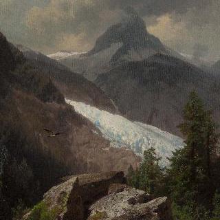 산악 풍경
