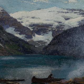 캐나다 로키 산맥에서