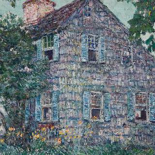 이스트 햄튼의 올드 하우스